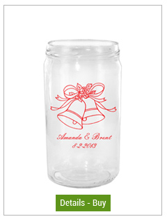 16 oz Libbey Personalized Mason Drinking Jar16 oz Libbey Personalized Mason Drinking Jar